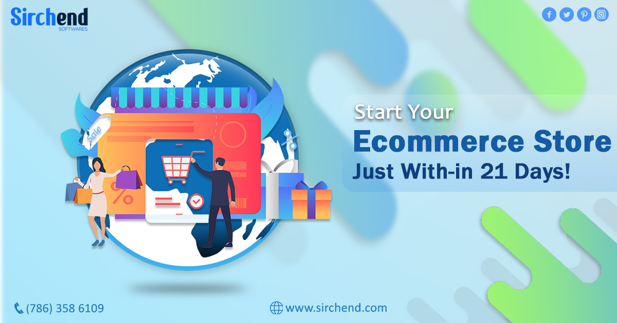 Ecommerce Website and App